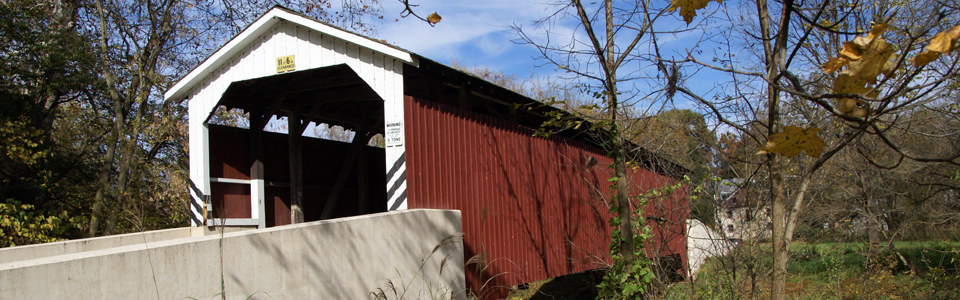 Lancaster County Covered Bridge
