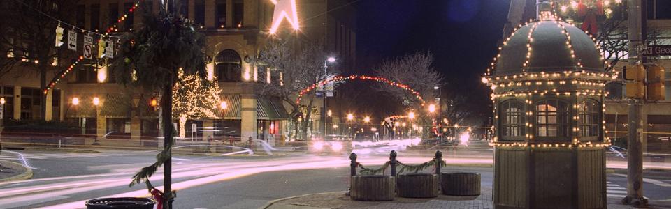 York, Pennsylvania at the Holidays