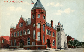 Old York in Postcards