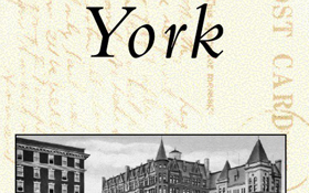 York (Postcard History Series)